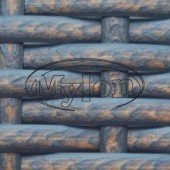 Durable Natural Style Artificial Woven Wicker