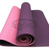 Extra Thick Organic Earthing Printed Yoga Mat