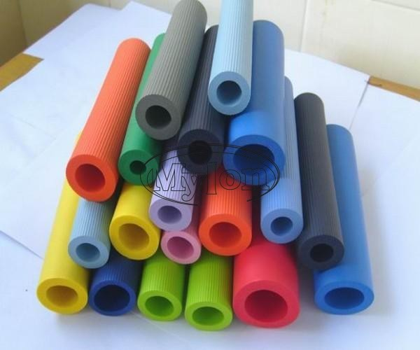 Screw High Density Eva Foam Tube Ningbo Mylon Rubber